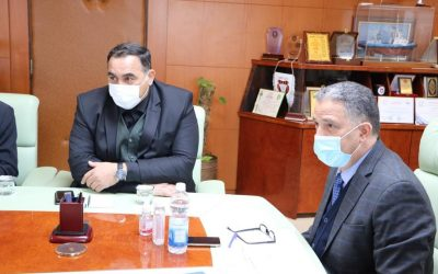 Misrata municipality discusses with Minister of Transport procedures for development of Misrata airport