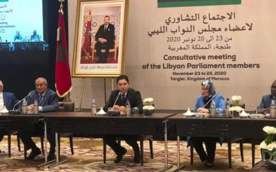 Libya MPs Chose Benghazi as Constitutional Base for Parliament