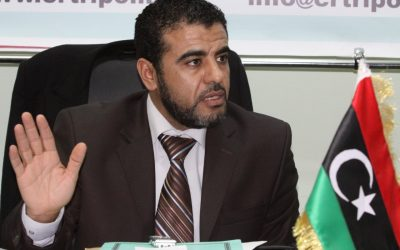Former TV repairman Naker announces his candidacy for Libya's prime minister