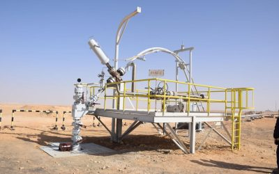 Libya: New natural gas well joins line of production