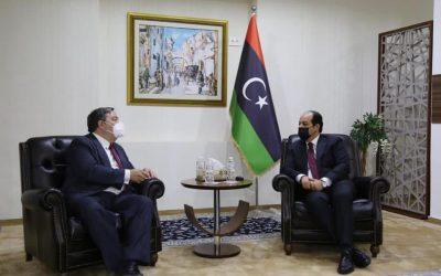 Spanish ambassador confirms desire of Spanish companies to resume work in Libya