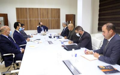 Maiteeq promises urgent measures to meet the Libyan Iron and Steel Company's demands