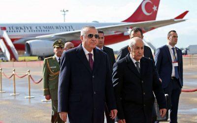 Algeria's View of Libya's Crisis