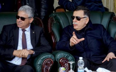 Sarraj Orders Reorganization of Special Deterrence Force Away From Bashagha