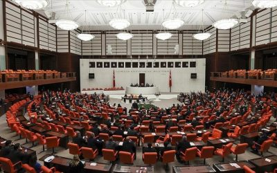 Turkish parliament approves Libya troops motion