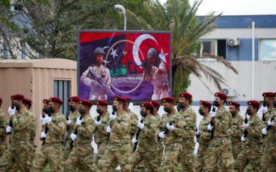 Turkish, Russian forces ignore Libya exit deadline under fragile truce