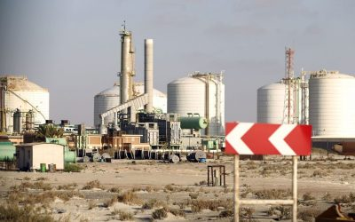 Libya's Oil Output Drops as Pipelines Creak From War and Neglect