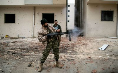 Libya has a mercenaries problem. It's time for the international community to step up.