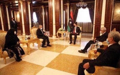 Libya keen on developing ties with Iran