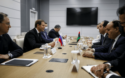 Libya shows interest in Russian passenger jets and helicopters