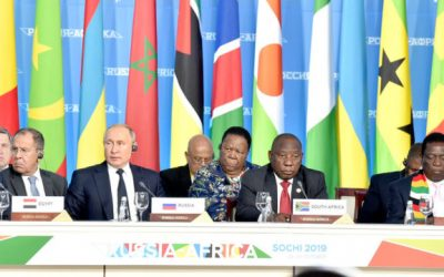Russia's Geopolitical Ambitions in Africa