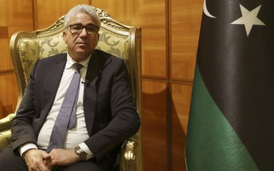 AP interview: Libyan minister hopes for support from Biden