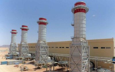 Misurata and Tripoli West Simple Cycle Power Plants construction, Libya
