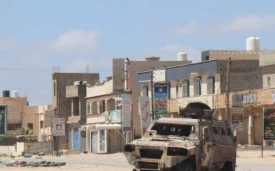 THE LIBYAN ARAB ARMED FORCES: A HYBRID ARMED ACTOR?
