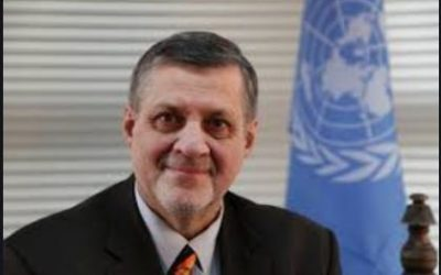 Slovak Jan Kubis candidate to succeed Salame as new UNSMIL head