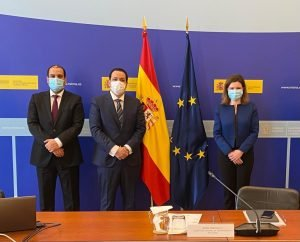 Airports Authority meets Spanish Transport Minister, agrees MoU and meets more companies during Madrid visit