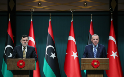 The Libyan Puzzle Piece in Turkey's Grand Strategy for the Eastern Mediterranean