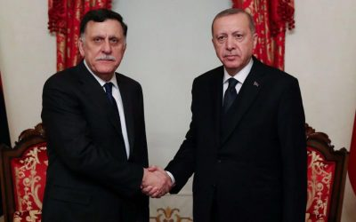 Libyan court cancels maritime border deal with Turkey, report says