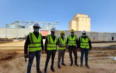Islamic Development Bank visits Libyan Industry Union's Industrial Zone