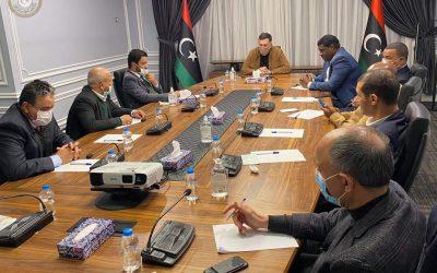 PM Sarraj, HoR discuss formation of GoNU