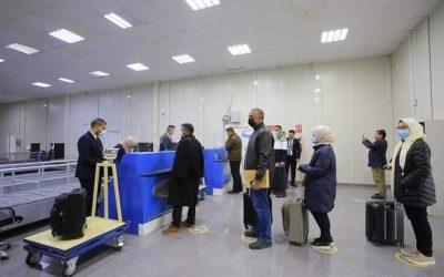 Misrata airport resumes flights