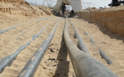 GECOL installs and operates two power distribution substations in Aziziyah region