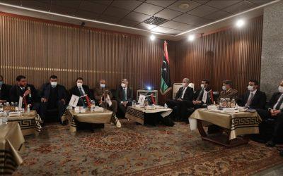 Libya, Turkey's HAVELSAN discuss cooperation in defense technology