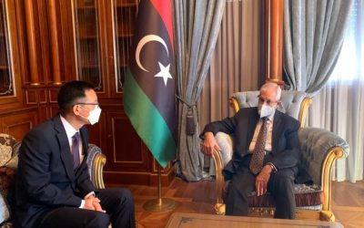 Siyala reiterates importance for foreign missions to work from Tripoli