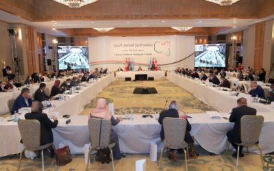LPDF members call for an end to all foreign intervention in Libya