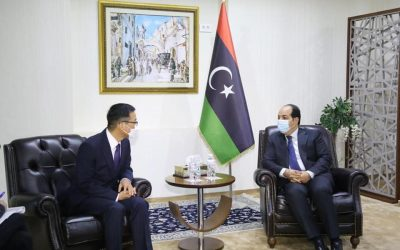 Maiteeq welcomes reopening of South Korean embassy in Tripoli