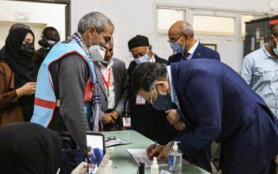 EU Backs Interim Libyan Government, Threatens Sanctions Against 'Spoilers'