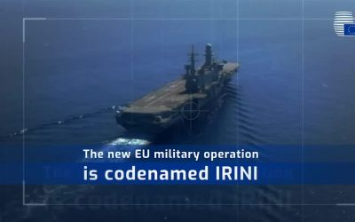IRINI ready to monitor Libya ceasefire?