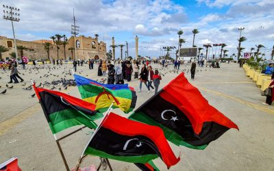 In Libya,Washington wades into the political mess it helped to make