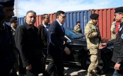 Al-Sarraj leaves Libya, assigns duties of Presidency Council to Ahmed Maitiq