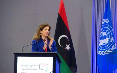 Haftar said to back Libya settlement, talks to pick transitional leaders