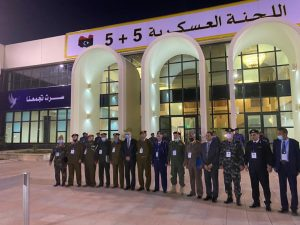 UNSMIL welcomes 7th round of 5+5 JMC talks in Sirte