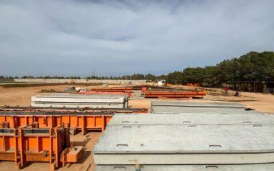 Turkey's Karanfil Group establishes Libya's largest concrete factory