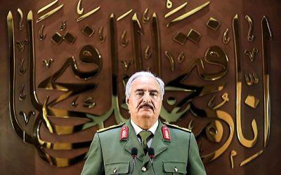 UN envoy meets Haftar in revived Libya peace process