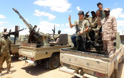Russia seeks to outplay the US in Libya