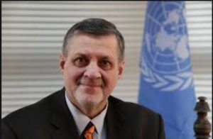 Jan Kubis resumes his role as UNSMIL head