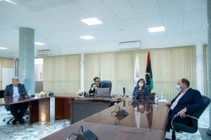 Libya's state telecoms sector seeks cooperation with U.S tech companies, open sector to foreign direct investment