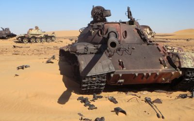 Biden Administration Rediscovers US Interests in Libya