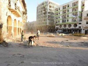 LD 1 billion spent between 2018-2020 on 566 contracts to rebuild Benghazi