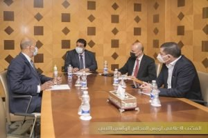 New designate Libyan government heads meet in Tripoli to discuss GNU formation and HoR endorsement – met 5+5 JMC regarding unifying military