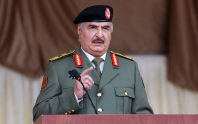 With Libya's surprise vote result, a defeated Haftar is back in the saddle