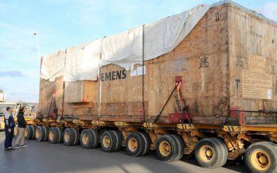 Siemens begins maintenance of Ruais power station