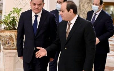 What does Dbaiba's appointment to head a national unity government in Libya mean for Egypt?