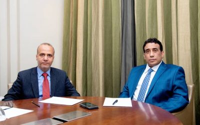 Libyan newly elected Presidential Council convenes in Tripoli