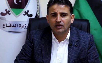 Al Namroush Hopes For Expanding Military Cooperation With UK