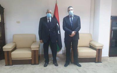 Libya: EU Ambassador continues consultations with Libyan leaders
